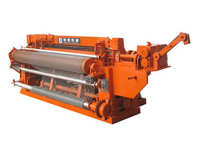 0.8-2.5mm Welded Wire Mesh Machine