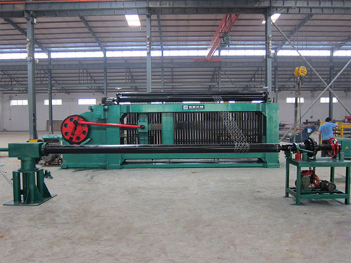 Hexagonal Wire Netting Machine/Gabion Mesh Machine